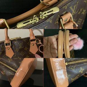Louis Vuitton Bags - 💯%authentic preloved Louis Vuitton Alma